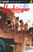 Image: Harbinger: Renegade #4 (Lafuente incentive cover - 00441) (10-copy)  [2017] - Valiant Entertainment LLC
