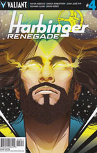 Image: Harbinger: Renegade #4 (Cheung incentive cover - 00451) (20-copy)  [2017] - Valiant Entertainment LLC