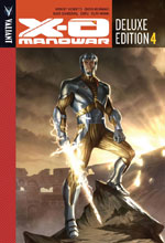 Image: X-O Manowar Vol. 04 Deluxe Edition HC  - Valiant Entertainment LLC
