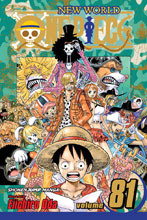 Image: One Piece Vol. 81 SC  - Viz Media LLC
