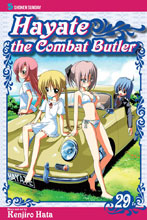 Image: Hayate the Combat Butler Vol. 29 SC  - Viz Media LLC