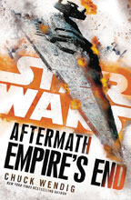 Image: Star Wars: Aftermath: Empire's End HC  - Del Rey