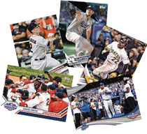 Image: Topps 2017 Opening Day Baseball Trading Cards Box  - Topps Company