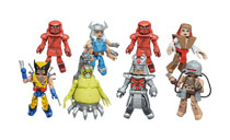 Image: Marvel Minimates Series 72 Assortment: Wolverine Comic  - Diamond Select Toys LLC