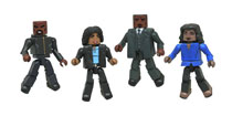 Image: Marvel Minimates: Netflix Luke Cage  (LKTV) - Diamond Select Toys LLC