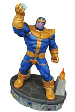 Image: Marvel Premium Collector Statue: Thanos  - Diamond Select Toys LLC