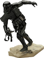 Image: Star Wars Artfx Statue: Death Trooper  - Koto Inc.
