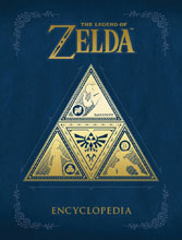 Image: Legend of Zelda Encyclopedia HC  - Dark Horse Comics