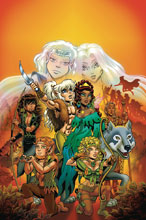 Image: Elfquest: Final Quest #24 - Dark Horse Comics