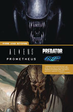 Image: Aliens / Predator: Prometheus - Fire and Stone SC  - Dark Horse Comics