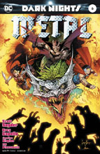 Image: Dark Nights: Metal #6 - DC Comics