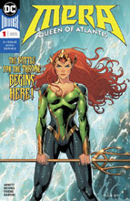 Image: Mera: Queen of Atlantis #1 - DC Comics