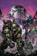 Image: Batman / Teenage Mutant Ninja Turtles II #4 - DC Comics