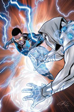 Image: Black Lightning: Cold, Dead Hands #4 - DC Comics