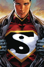 Image: New Super-Man & the Justice League of China #20 - DC Comics