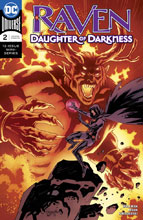 Image: Raven: Daughter of Darkness #2 - DC Comics