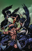 Image: Wonder Woman / Conan #6 - DC Comics