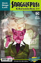 Image: Exit Stage Left: The Snagglepuss Chronicles #2 - DC Comics