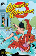 Image: Wonder Woman: Forgotten Legends SC  - DC Comics