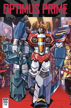 Image: Optimus Prime Annual 2018  (cover A - Tramontano) - IDW Publishing