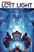 Image: Transformers: Lost Light Vol. 02 SC  - IDW Publishing
