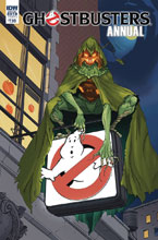 Image: Ghostbusters Annual 2018  (cover A - Schoening) - IDW Publishing