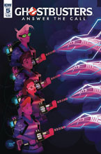 Image: Ghostbusters: Answer the Call #5 (cover B - Veregge) - IDW Publishing