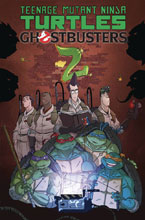 Image: Teenage Mutant Ninja Turtles / Ghostbusters Vol. 02 SC  - IDW Publishing