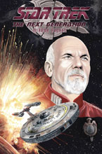 Image: Star Trek TNG: Mirror Broken SC  - IDW Publishing