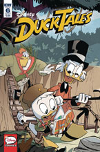 Image: Ducktales #6 (cover A - Ghiglione) - IDW Publishing