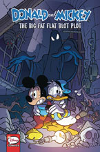 Image: Donald and Mickey: Big Fat, Flat, Blot, Plot SC  - IDW Publishing