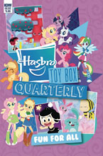 Image: Hasbro Toybox Quarterly: Fun for All  - IDW Publishing