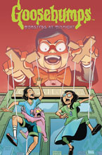 Image: Goosebumps: Monsters at Midnight HC  - IDW Publishing