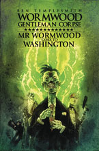 Image: Mr. Wormwood Goes to Washington HC  - IDW Publishing