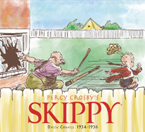 Image: Skippy Vol. 04: Complete Dailies 1934 - 1936 HC  - IDW Publishing