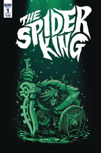 Image: Spider King #1 (cover A - Darmini) - IDW Publishing
