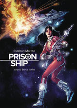 Image: Prison Ship HC  - IDW Publishing