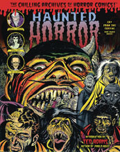 Image: Haunted Horror: Cry from the Coffin HC  - IDW Publishing