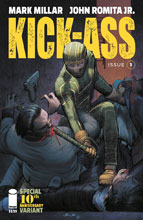 Image: Kick-Ass #1 (cover C incentive - Romita Jr.) (25-copy) - Image Comics
