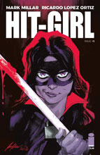 Image: Hit-Girl #1 (cover D - Albuquerque) - Image Comics