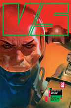 Image: Vs. #1 (cover A - Ribic) (Web Super Special) - Image Comics