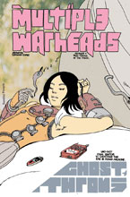 Image: Multiple Warheads: Ghost Throne  (One-Shot) - Image Comics