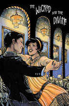 Image: Wicked & Divine 1923  (cover B - Koch) (One-Shot) - Image Comics