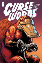 Image: Curse Words #11 (cover A - Browne) - Image Comics