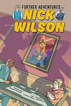 Image: Further Adventures of Nick Wilson #2 (cover A - Woods) - Image Comics
