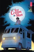 Image: Ice Cream Man #2 (cover A - Morazzo & Ohalloran) - Image Comics