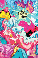 Image: Ice Cream Man #2 (cover B - Malavia) - Image Comics