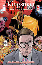 Image: Kingsman: Red Diamond #6 (cover A - Parlov) - Image Comics
