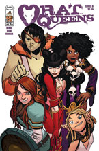 Image: Rat Queens #8 (cover B - Lee) - Image Comics