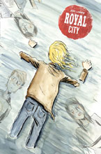 Image: Royal City #10 (cover A - Lemire) - Image Comics